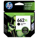 CARTUCHO HP 662XL PRETO CZ105AB 6,5ML*