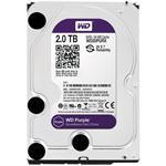 HD 2TB WESTERN DIGITAL PURPLE 64MB