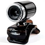 WEBCAM BRIGHT 5.0MP NARCISO PRETA 0207