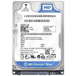 HD NOTEBOOK 1TB WESTERN DIGITAL 5400RPM SATA