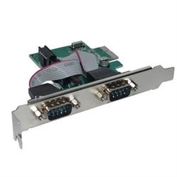 PLACA PCI-E 2 SERIAL LOTUS PC0039
