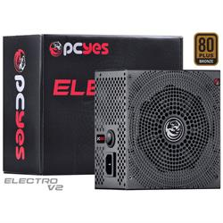 FONTE ATX 750W REAL PCYES ELECTRO V2